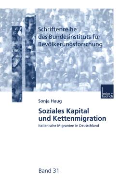 Soziales Kapital und Kettenmigration von Haug,  Sonja