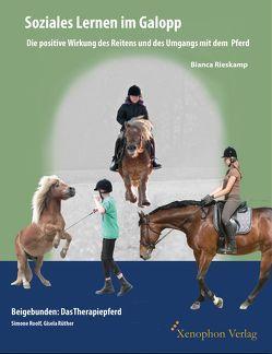 Soziales Lernen im Galopp von Rieskamp,  Bianca, Roolf,  Simone, Rüther,  Gisela