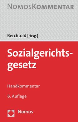 Sozialgerichtsgesetz von Berchtold,  Josef