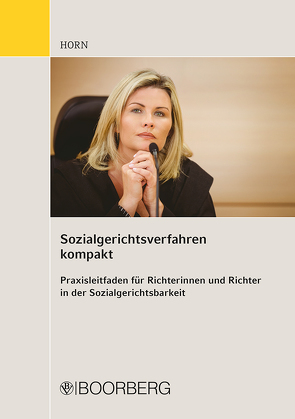 Sozialgerichtsverfahren kompakt von Horn,  Robert