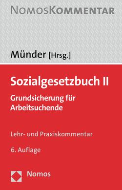 Sozialgesetzbuch II von Münder,  Johannes
