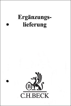 Sozialgesetzbuch / Sozialgesetzbuch 139. Ergänzungslieferung