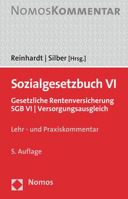 Sozialgesetzbuch VI von Reinhardt,  Helmut, Silber,  Wolfgang