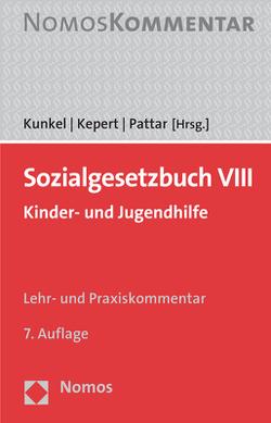 Sozialgesetzbuch VIII von Kepert,  Jan, Kunkel,  Peter-Christian, Pattar,  Andreas Kurt