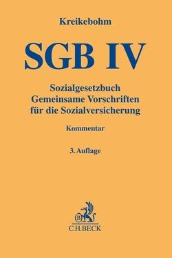 Sozialgesetzbuch von Brandt,  Thomas, Köster,  Philipp, Kreikebohm,  Ralf, Marschner,  Andreas, Schütte-Geffers,  Cornelia, Zabre,  Bernd-Rainer