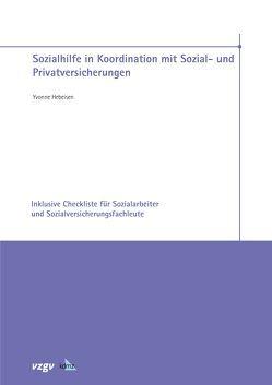 Sozialhilfe in Koordination mit Sozial- und Privatversicherungen von Müller,  Petra