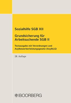 Sozialhilfe SGB XII<br /> Grundsicherung für Arbeitsuchende SGB II
