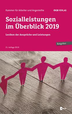 Sozialleistungen im Überblick 2019