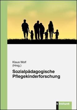 Sozialpädagogische Pflegekinderforschung von Wolf,  Klaus