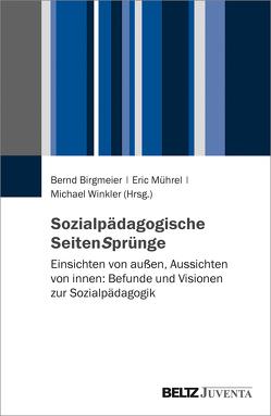 Sozialpädagogische SeitenSprünge von Birgmeier,  Bernd, Mührel,  Eric, Winkler,  Michael