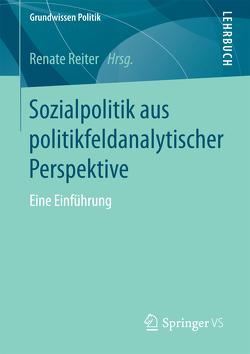 Sozialpolitik aus politikfeldanalytischer Perspektive von Reiter,  Renate