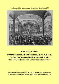 Sozialpolitik, Idealpolitik, Realpolitik von Köhler,  Manfred H. W.