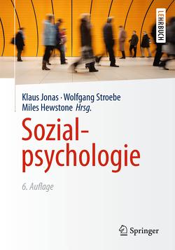 Sozialpsychologie von Hewstone,  Miles, Jonas,  Klaus, Reiss,  Matthias, Stroebe,  Wolfgang