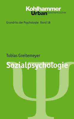 Sozialpsychologie von Greitemeyer,  Tobias, Leplow,  Bernd, von Salisch,  Maria