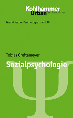 Sozialpsychologie von Greitemeyer,  Tobias, Leplow,  Bernd, Salisch,  Maria von
