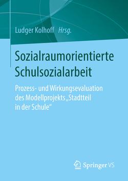 Sozialraumorientierte Schulsozialarbeit von Kolhoff,  Ludger