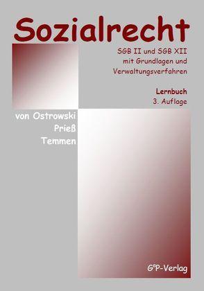 Sozialrecht von Prieß,  Ellen, Ropeter,  Gerhard, Temmen,  Frank, von Ostrowski,  Heike
