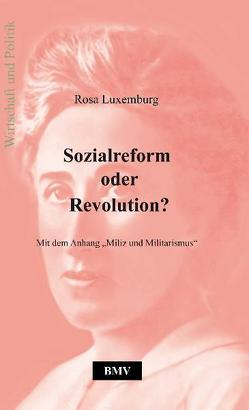 Sozialreform oder Revolution? von Luxemburg,  Rosa