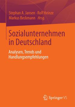 Sozialunternehmen in Deutschland von Beckmann,  Markus, Heinze,  Rolf, Jansen,  Stephan A.