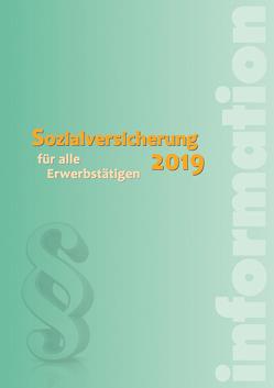 Sozialversicherung 2019 von Höfer,  Alexander, Seidl,  Wolfgang, Tschuffer,  Paul