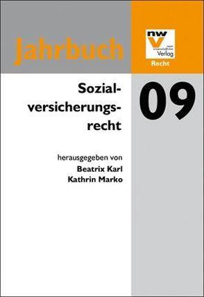 Sozialversicherungsrecht von Karl,  Beatrix, Marko,  Kathrin