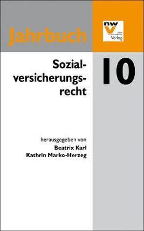 Sozialversicherungsrecht von Karl,  Beatrix, Marko-Herzeg,  Kathrin