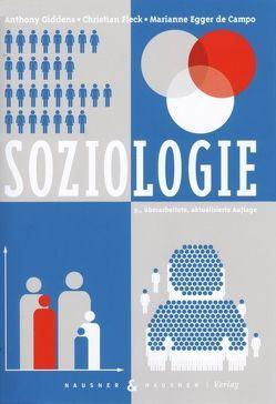 Soziologie von Egger DeCampo,  Marianne, Fleck,  Christian, Giddens,  Anthony