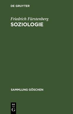 Soziologie von Fürstenberg,  Friedrich