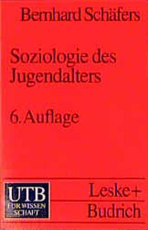 Soziologie des Jugendalters von Schäfers,  Bernhard