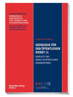 Soziologie für den öffentlichen Dienst (II) von Groß,  Johanna