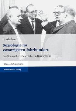 Soziologie im zwanzigsten Jahrhundert von Gerhardt,  Uta