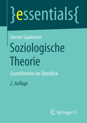 Soziologische Theorie von Saalmann,  Gernot