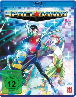 Space Dandy – Blu-ray 1 von Natsume,  Shingo, Watanabe,  Shinichiro
