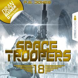 Space Troopers – Folge 18 von Jones,  P. E., Teschner,  Uve