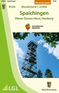 Spaichingen – Obere Donau (West), Heuberg