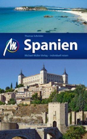 Spanien von Schroeder,  Thomas