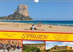 Spanien / CH-Version (Wandkalender 2019 DIN A4 quer) von Wenk,  Marcel