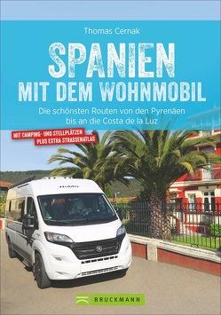Spanien mit dem Wohnmobil von Cernak,  Thomas