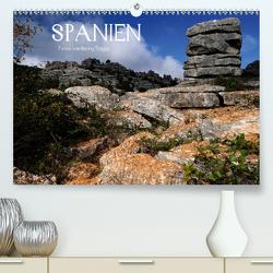 Spanien (Premium, hochwertiger DIN A2 Wandkalender 2021, Kunstdruck in Hochglanz) von Trapp,  Benny