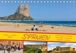 Spanien (Tischkalender 2019 DIN A5 quer) von Wenk,  Marcel