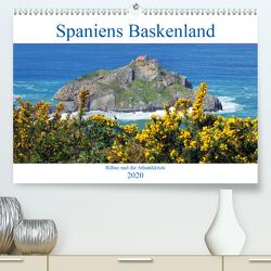 Spaniens Baskenland (Premium, hochwertiger DIN A2 Wandkalender 2020, Kunstdruck in Hochglanz) von gro