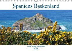 Spaniens Baskenland (Wandkalender 2019 DIN A3 quer)