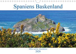 Spaniens Baskenland (Wandkalender 2020 DIN A4 quer) von gro