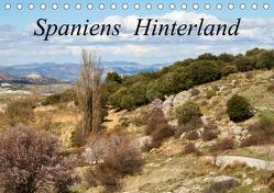 Spaniens Hinterland (Tischkalender 2019 DIN A5 quer) von Salzmann,  Ursula
