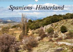 Spaniens Hinterland (Wandkalender 2019 DIN A3 quer) von Salzmann,  Ursula