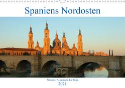 Spaniens Nordosten (Wandkalender 2021 DIN A3 quer) von gro