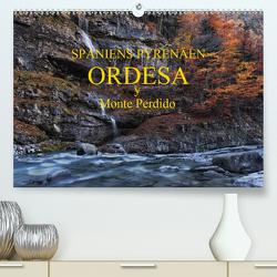 Spaniens Pyrenäen – Ordesa y Monte Perdido (Premium, hochwertiger DIN A2 Wandkalender 2021, Kunstdruck in Hochglanz) von Bundrück,  Peter