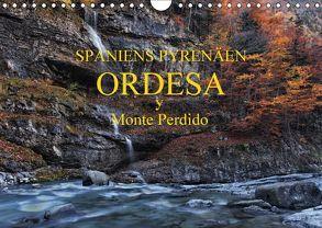 Spaniens Pyrenäen – Ordesa y Monte Perdido (Wandkalender 2018 DIN A4 quer) von Bundrück,  Peter