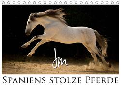 Spaniens stolze PferdeAT-Version (Tischkalender 2021 DIN A5 quer) von Moll,  Julia