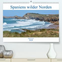 Spaniens wilder Norden (Premium, hochwertiger DIN A2 Wandkalender 2020, Kunstdruck in Hochglanz) von Franz,  Ingrid